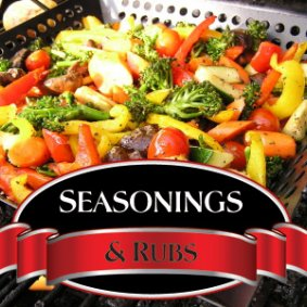 Dry Seasonings & Rubs